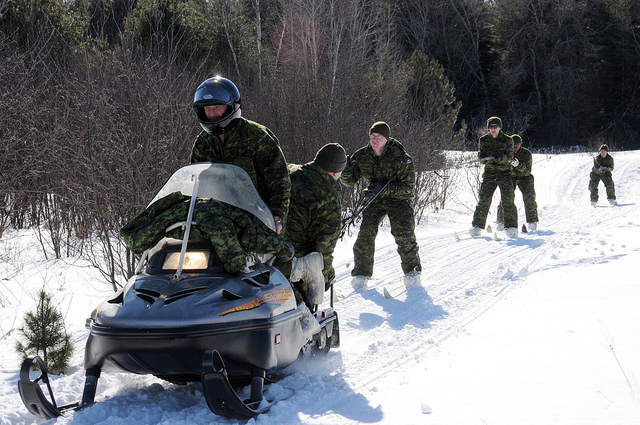 canadian armed forces rangers pdf